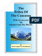 The Tribees of the Caucasus