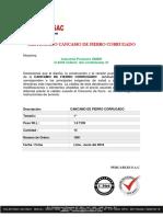 CERTIFICADO DE CANCAMO DE ACERO FIERRO CORRUGADO DE 1.pdf