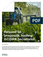GODAN Request for Proposals