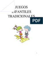 Juegos Infantiles Tradicionales