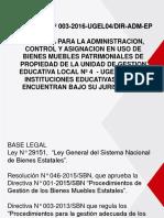 Directiva N° 003-2016 - Administracion