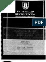 Pirometalurgia Del Cobre y Comport a Mien To de Sistemas Fundidos