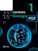 #Contato Biologia - Volume 1 (2016) - Marcela Ogo e Leandro Godoy
