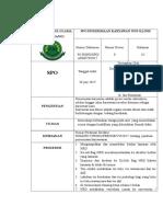 SPO Penerimaan Karyawan Non Klinis Fix