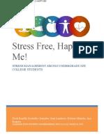stress free happy me hsci 613 615