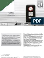 MANUAL VEHICULO ALARMA UT4000 USUARIO.pdf