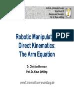 02 Robotic Manipulators - Direct Kinematics (Restored)