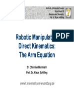 02 Robotic Manipulators - Direct Kinematics (Restored)