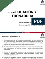 Clase 4, Perforación y Voladura (1)