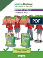 Autonomia Curricular Alumno Primaria Alta