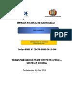 Formularios Transformadores de Distribucion (1)