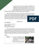 Baguio Hazard Detection