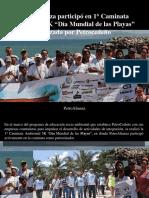 PetroAlianza - PetroAlianza participó en 1° Caminata Ambiental 5K Día Mundial de las Playas realizada por Petrocedeño