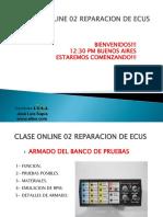 Clase Online 02 Reparacion de Ecus(1)