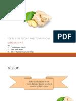 Expansion Business Plan for Ginger King - 8 October 2015 (Final)