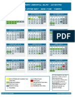 Mzi Calendar Print 2017-2018 1438-1439AH Update