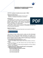 Legislacao de Beneficios Da Area de Saude UD III. Aula 4