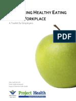Rethinking Healthy Eating