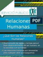 Taller Relaciones Humanas i Sesion