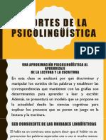 Exposicion Aportes de la Psicolinguistica (1).pptx