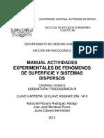 Manual de FQ3