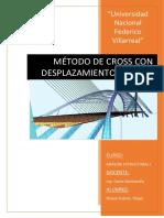 Cross Con Desplazamiento- Final