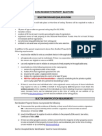 NRPE Qualifications and ID Requirements