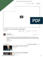 Conociendo a Otro Youtuber Político_ Carlitos Rejala - YouTube