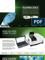 BRO Fluorescence Spectroscopy