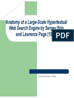 Anatomy of a Large-Scale Hypertextual