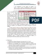 INFORME 5 Analisis Del Grupo IV de Cationes