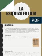 La Esquizofrenia123