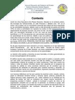 AUTOEVALUACION  DESEMPEÑO DOCENTE