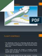 Aircraft Systems - Flight Controls