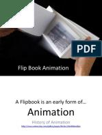 Flip Books StopMotion Animation