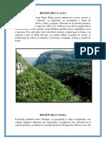 Región Selva Alta