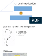 Argentina Presentacion