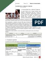 Josefa Fombuena Un Estudio Familias de Origen de Los y Las Trabajadoras Sociales Desde El Modelo Contextual