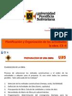 02 Organización de Obras WBS