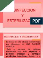 Desinfeccion y Esteril