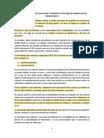 Clase 9. Metodologia de Evaluacion y Diagnostico