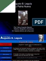 Augusto B Leguía.ppt