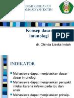 299082196 Ppt Konsep Dasar Imunologi 2
