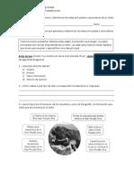 Guía de Comprensión Lectora 5to básico 3
