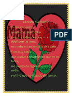 Cancion a Mama
