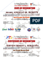 Certificate of Recognition Aritao Forsept 30 2018