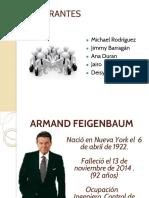 Armand Feigenbaum - Logros Profecionales Calidad.pptx