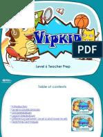 Level 6 Initial Teacher Prep