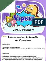 Vipkid Payment