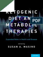 Masino, Susan Ketogenic Diet And